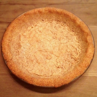 Almond Flour Crust for Tarts or Pies <h6>– Gluten Free, Low Carb, Sugar Free</h6>