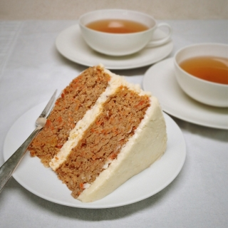 Carrot Cake <h6>– Gluten Free, Low Carb, Sugar Free</h6>