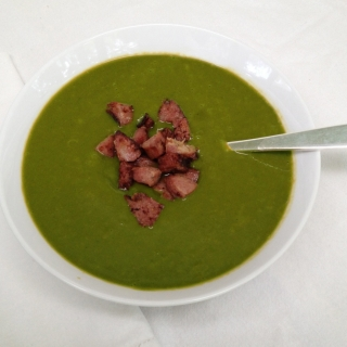 Green Soup  <h6>– Low Carb, Gluten Free, Dairy Free, Paleo</h6>