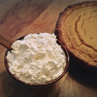 Pumpkin Pie <h6>– Low Carb, Gluten Free, Sugar Free, Paleo</h6>