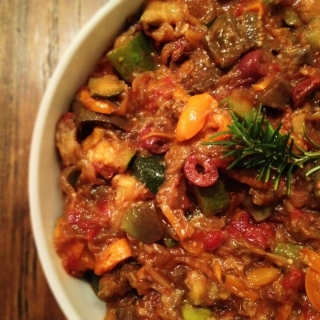Ratatouille <h6>– Low Carb, Gluten Free, Dairy Free</h6>