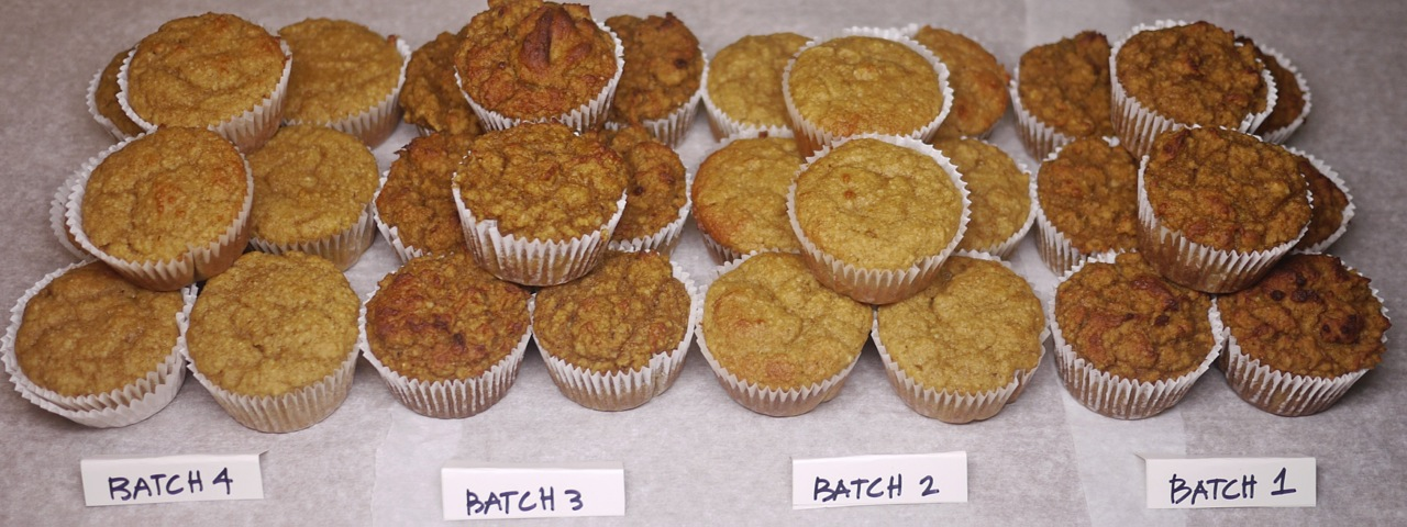 Pumpkin Muffin Bake-Off