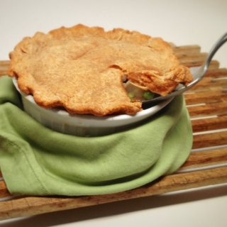 Turkey (or Chicken) Pot Pie <h6> – Gluten Free</h6>