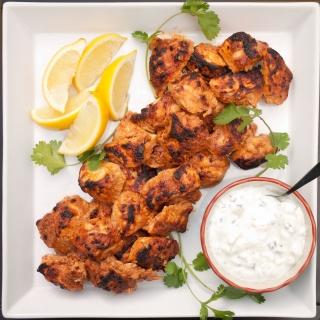 Easy Paprika Chicken Marinated in Yogurt <h6>-Low Carb, Gluten Free, Sugar Free </h6>