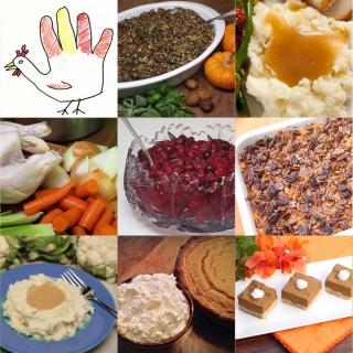 Thanksgiving Menu – Low Carb, Gluten Free, Sugar Free