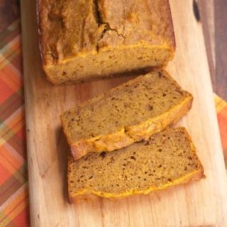 Pumpkin Bread <h6>– Gluten Free, Dairy Free </h6>