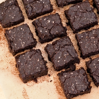 Hannah's Low Carb Brownies <h6>-Gluten Free, Dairy Free</h6>