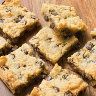 Low Carb Blondies <h6>-Gluten Free, Dairy Free, Sugar Free